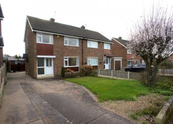 Thumbnail 3 bed bungalow to rent in Sancroft Road, Spondon, Derby