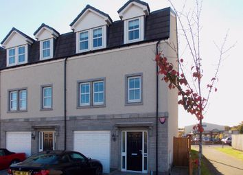Thumbnail 3 bed terraced house for sale in Burnside Park, Dyce, Aberdeen