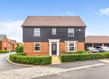 Thumbnail Detached house for sale in Discovery Drive, Preston, Canterbury
