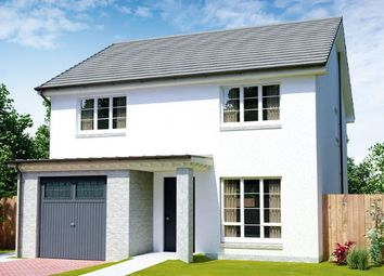 """Thumbnail 4 bedroom detached house for sale in """"The Leven"""" at Dunrobin Road, Airdrie"""