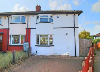 Thumbnail 3 bed end terrace house for sale in Burley Wood Crescent, Kirkstall