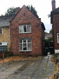 Thumbnail 2 bed property to rent in Sterndale Road, Great Barr, Birmingham