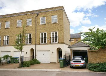 Thumbnail 4 bed end terrace house to rent in Chadwick Place, St James Park, Surbiton