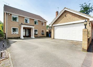 Thumbnail 4 bed detached house for sale in The Paddock, South Cave, Brough