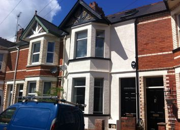 Thumbnail 3 bed terraced house to rent in Shaftesbury Road, St. Thomas, Exeter