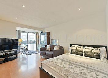 Thumbnail 1 bed flat for sale in Ferguson Close, London