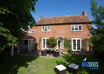 Thumbnail 5 bed detached house for sale in Main Road, Brancaster, King's Lynn
