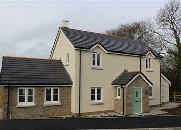 Thumbnail 4 bedroom detached house for sale in Plot 13 Green Meadows Park, Narberth Road, Tenby