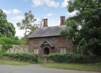 Thumbnail 3 bed cottage for sale in The Street, Fornham St. Martin, Bury St. Edmunds