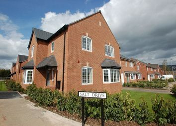 Thumbnail 4 bed detached house to rent in Salt Drive, Barton Under Needwood, Burton Upon Trent, Staffordshire