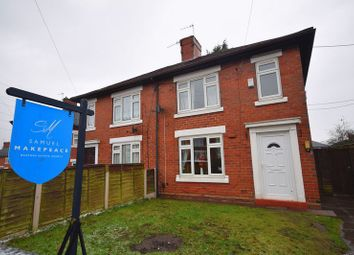 Thumbnail 3 bedroom semi-detached house to rent in Uplands Road, Stoke-On-Trent
