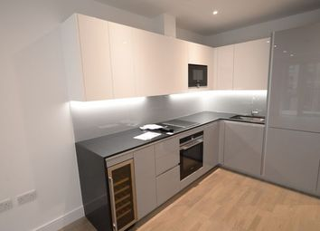Thumbnail 1 bed flat to rent in Battersea Reach, London