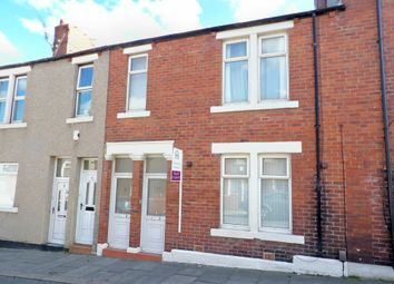 Thumbnail 2 bedroom flat to rent in Shrewsbury Terrace, South Shields
