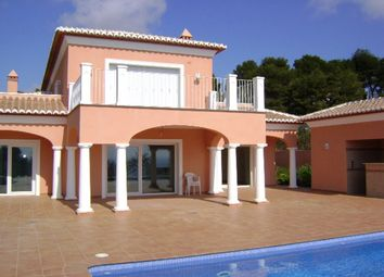 Thumbnail 4 bed villa for sale in Moraira, Alicante, 03724, Spain, Moraira, Alicante, Valencia, Spain
