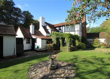Thumbnail 2 bed semi-detached house for sale in High Street, Chobham, Surrey