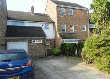 Thumbnail 3 bed terraced house for sale in St. Georges Close, Toddington, Dunstable