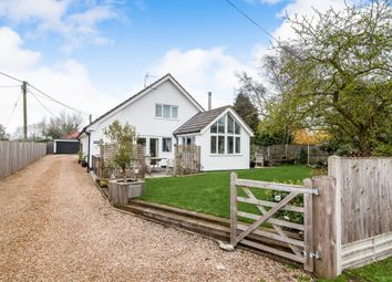 Thumbnail 5 bed bungalow for sale in Church Street, Carbrooke, Thetford