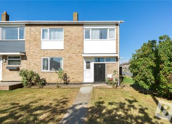 Thumbnail 3 bed semi-detached house for sale in Bourne Avenue, Basildon, Essex