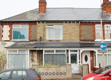 Thumbnail 3 bed terraced house for sale in Rock Street, Mansfield