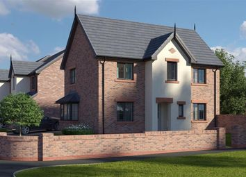 Thumbnail 4 bed detached house for sale in Station Road, Armathwaite