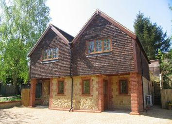 Thumbnail 2 bed semi-detached house for sale in High Street, Oxted