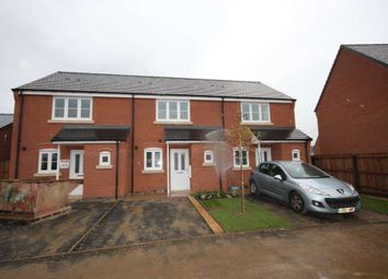 Thumbnail 2 bed town house to rent in Houghton Way, Birstall, Leicester