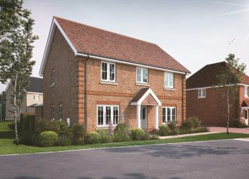 Thumbnail 4 bed detached house for sale in Pangbourne Hill, Pangbourne