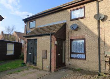 Thumbnail 2 bedroom terraced house to rent in Amis Court, Lakenheath, Brandon