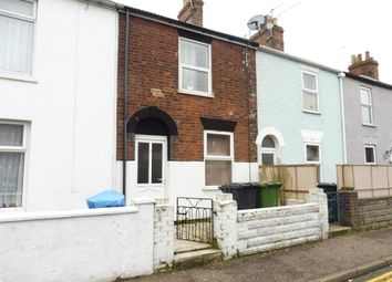Thumbnail 2 bed terraced house to rent in Ordnance Road, Great Yarmouth