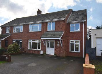 Thumbnail 4 bed semi-detached house for sale in Park Lane, Pinhoe, Exeter