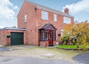 Thumbnail 4 bed detached house for sale in Ellison Street, Thorne, Doncaster