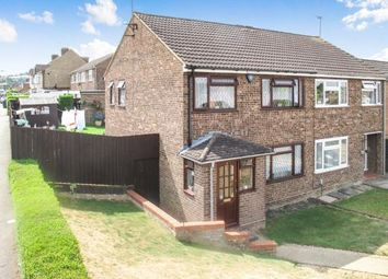 Thumbnail 3 bedroom semi-detached house for sale in Macaulay Road, Luton, Bedfordshire, England