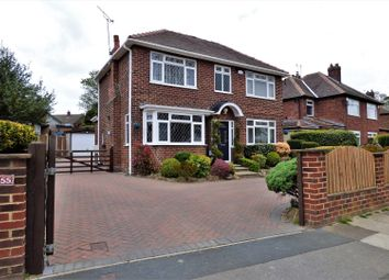 Thumbnail 3 bedroom detached house for sale in Manston Gardens, Leeds