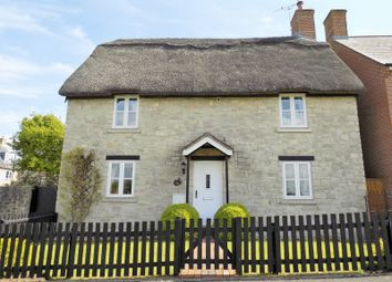 Thumbnail 4 bedroom detached house for sale in Frome Valley Road, Crossways, Dorchester, Dorset