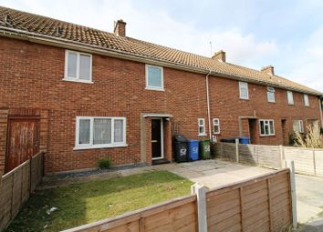 Thumbnail 3 bed terraced house for sale in Europa Road, Lowestoft