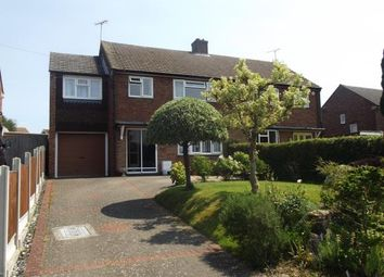Thumbnail 4 bed semi-detached house for sale in Mill Lane, Cressing, Braintree