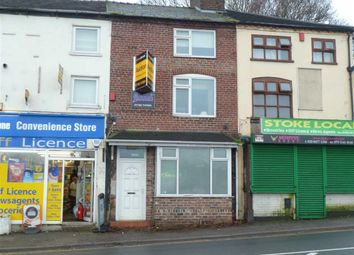 Thumbnail Commercial property for sale in Hartshill Road, Stoke-On-Trent, Staffordshire