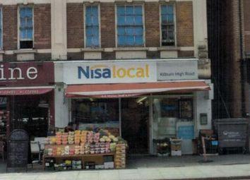 Thumbnail Retail premises for sale in Kilburn, London