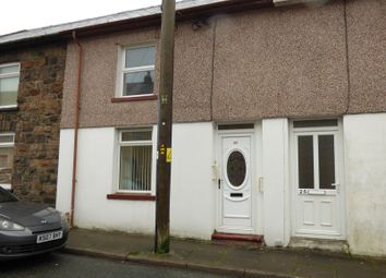 Thumbnail 3 bed terraced house to rent in River Street, Ogmore Vale, Bridgend.