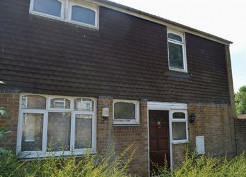 Thumbnail 3 bedroom end terrace house for sale in Alexander Court, Lumbertubs, Northampton