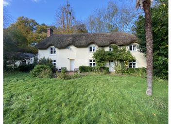 Thumbnail 5 bed cottage for sale in Ide, Exeter