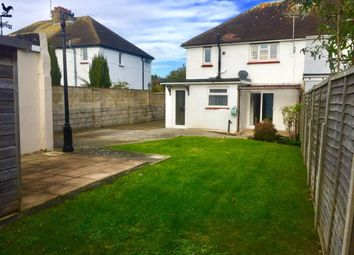 Thumbnail 3 bedroom semi-detached house for sale in Hook Lane Close, Rose Green, Bognor Regis