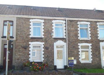 Thumbnail 2 bedroom terraced house for sale in Bonymaen Road, Bonymaen, Swansea
