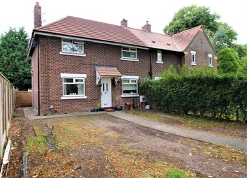 Thumbnail 3 bed semi-detached house for sale in Sunset Avenue, Manchester