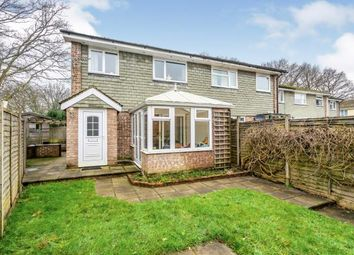 Thumbnail 3 bed end terrace house for sale in Tufts Field, Midhurst, West Sussex, .