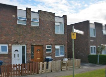 Thumbnail 3 bed terraced house for sale in Field Mead, London