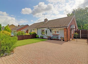 Thumbnail 3 bed semi-detached bungalow for sale in The Ruddings, Selby