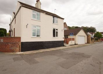 Thumbnail 4 bed detached house for sale in West View Little Lane, Wrawby, Brigg