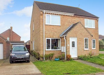 Thumbnail 2 bedroom semi-detached house for sale in Barn Close, Reydon, Southwold