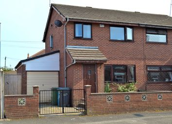 Thumbnail 3 bed semi-detached house for sale in Turf Lane, Chadderton, Oldham
